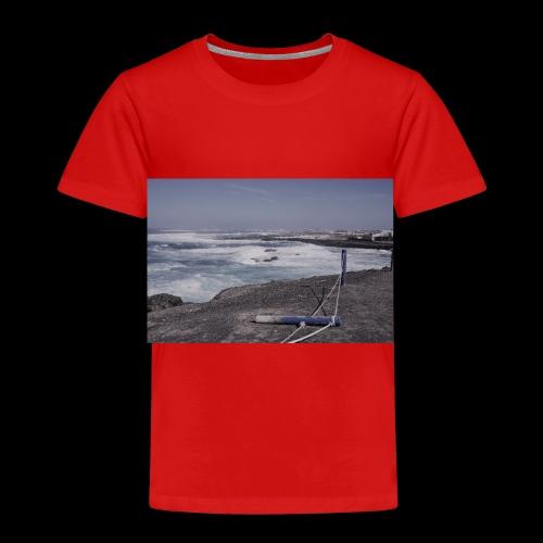 Poller muede - Kinder Premium T-Shirt