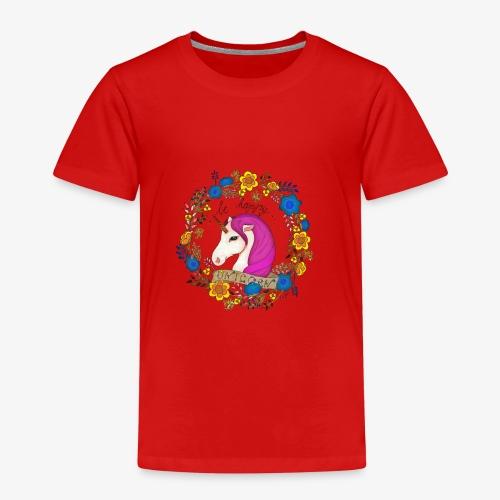 Be happy... Unicorn ! - T-shirt Premium Enfant