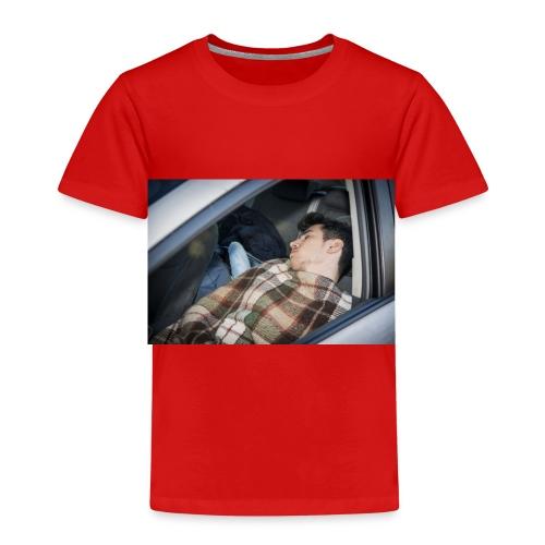 Schlafender Schneider - Kinder Premium T-Shirt