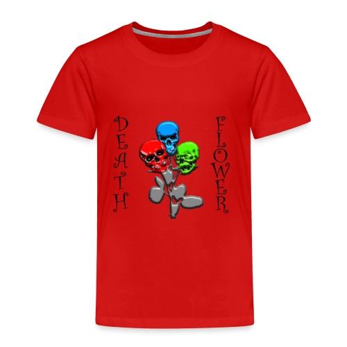 DEATH FLOWER - Kinder Premium T-Shirt