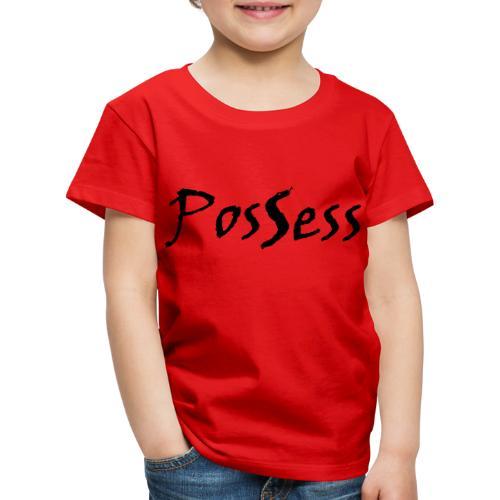 Possess Logo - Kids' Premium T-Shirt
