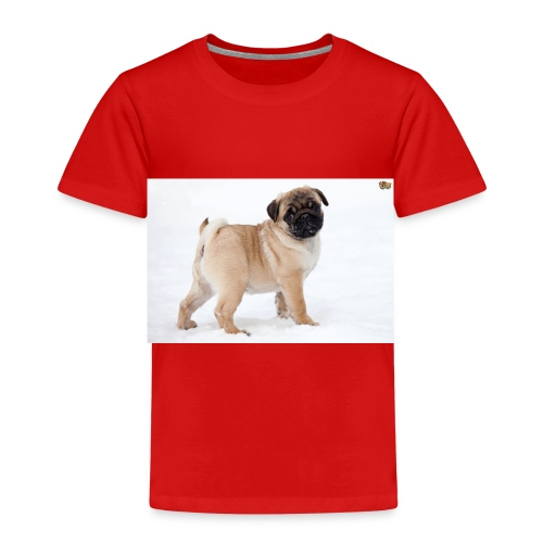 walker family pug merch - Kids' Premium T-Shirt