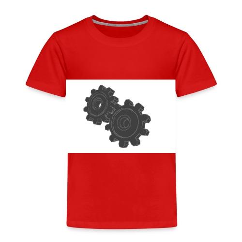 Zahnräder - Kinder Premium T-Shirt
