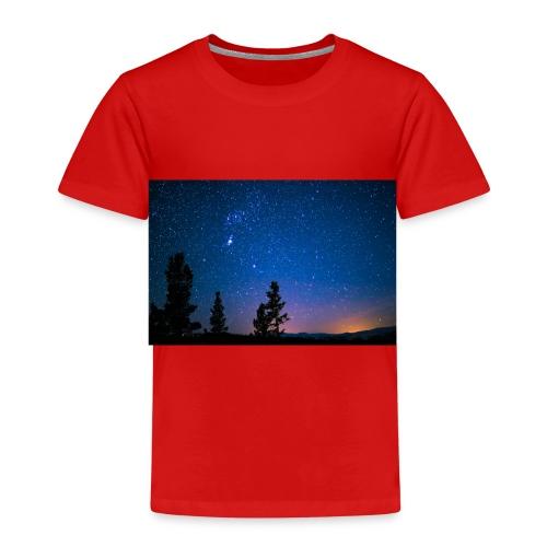 Sternenhimmel - Kinder Premium T-Shirt