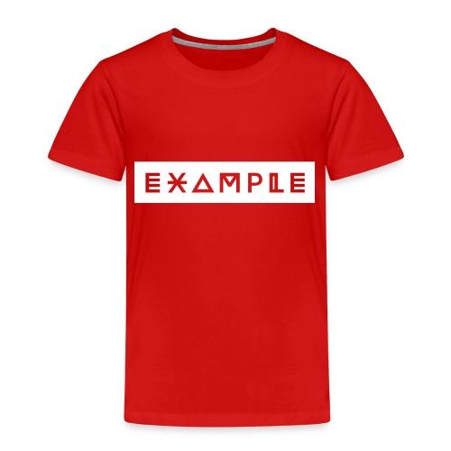 EXAMPLE CLOTHING - Maglietta Premium per bambini