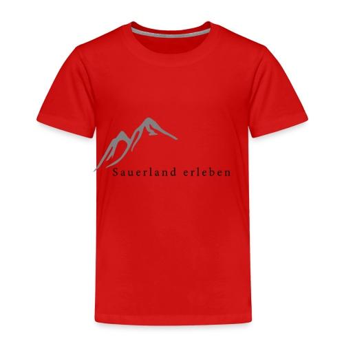 sauerland erleben - Kinder Premium T-Shirt
