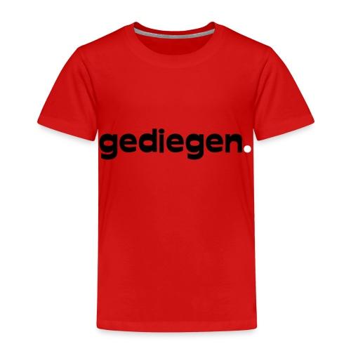 gediegen - Kinder Premium T-Shirt