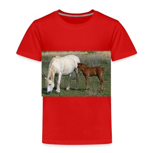 poulain sa mere - T-shirt Premium Enfant