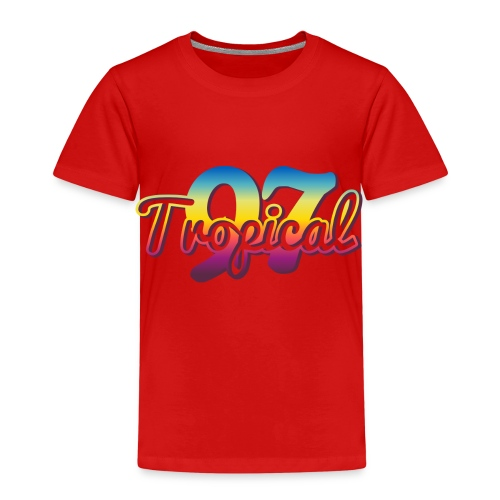 97 TROPICAL FAMILY - T-shirt Premium Enfant