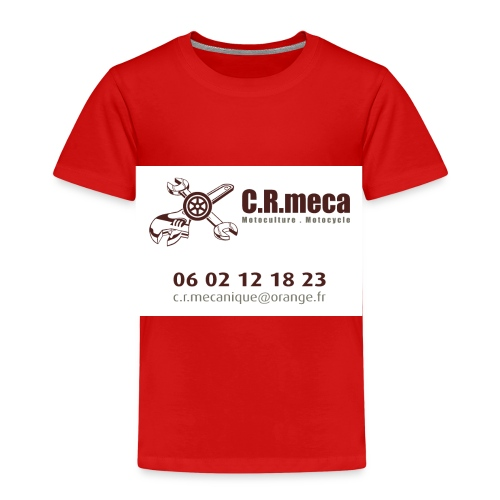 PUB EXT CRmeca - T-shirt Premium Enfant