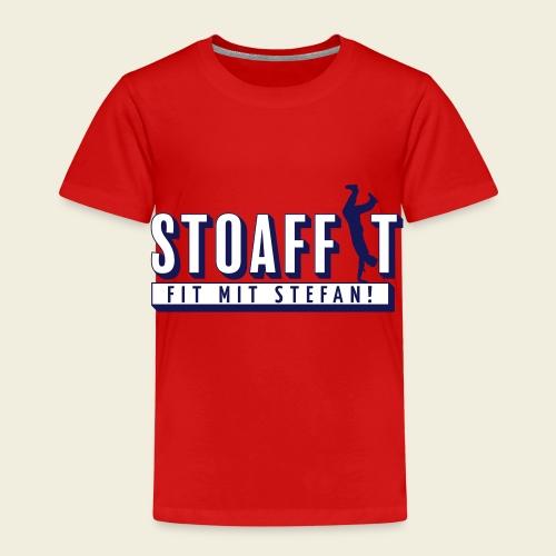 STOAFFIT - Fit mit Stefan - Kinder Premium T-Shirt