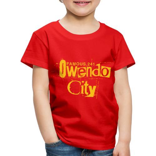 Owendocity by famous.241 - T-shirt Premium Enfant