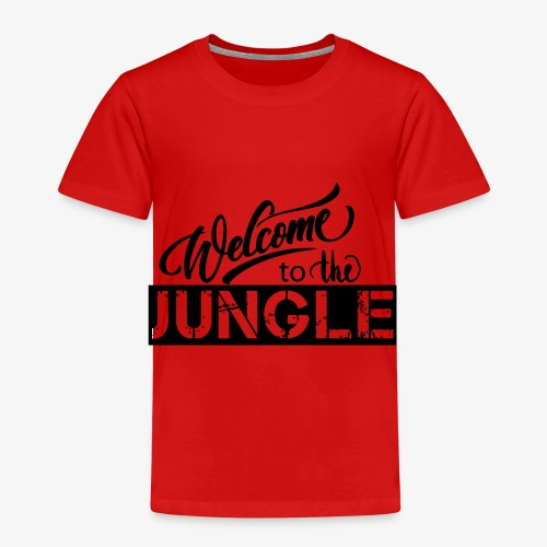 welcome to the jungle - T-shirt Premium Enfant