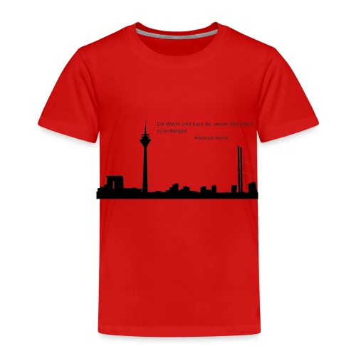 Düsseldorf - Kinder Premium T-Shirt