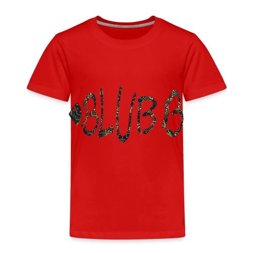 Fisch Shirt Blubb - Kinder Premium T-Shirt