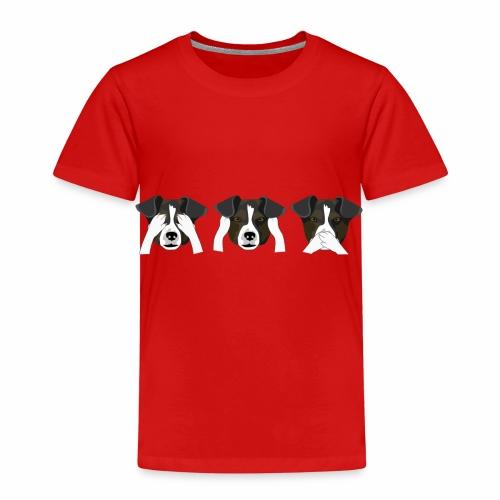 perritos - Camiseta premium niño