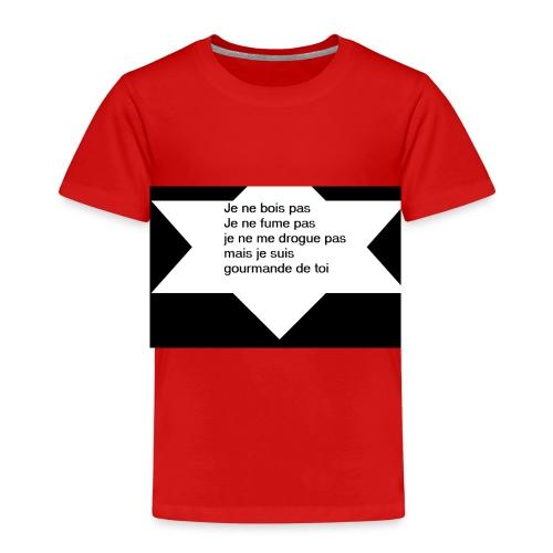 je ne pas - T-shirt Premium Enfant