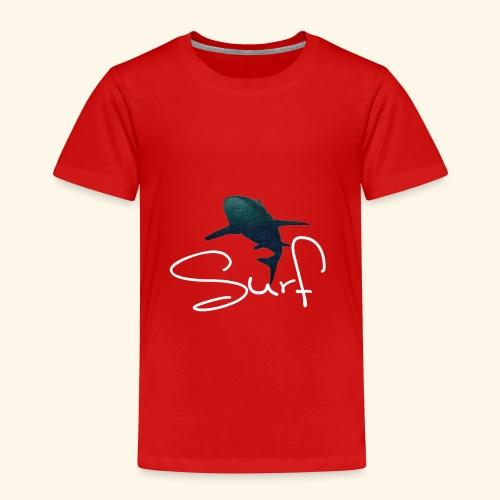 Hai Surf Design - Kinder Premium T-Shirt