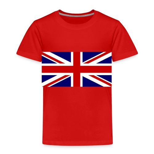 drapeau anglais - T-shirt Premium Enfant