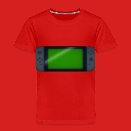Gaming Seit Anfang an - Kinder Premium T-Shirt