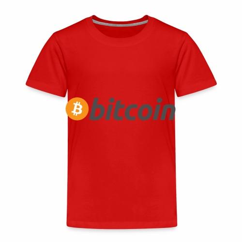 bitcoin 225080 960 720 - Kinder Premium T-Shirt