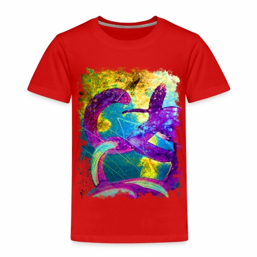 Sebastian - Kinder Premium T-Shirt