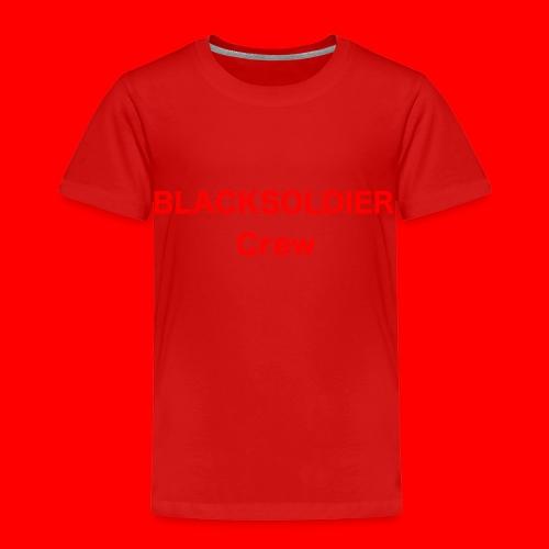 Schrift - Kinder Premium T-Shirt