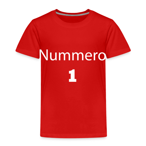 1 - Kinder Premium T-Shirt