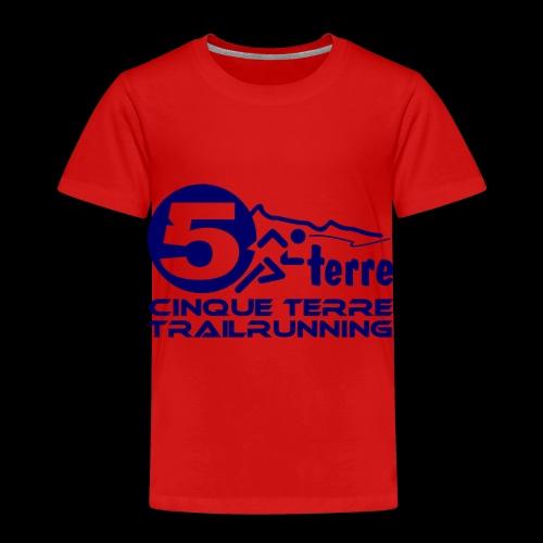 Cinque Terre Trailrunning - Kinder Premium T-Shirt