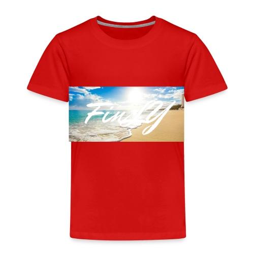 FinlY Beach - Kids' Premium T-Shirt