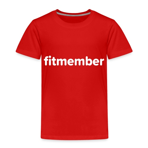 fitmember logo - Kinder Premium T-Shirt