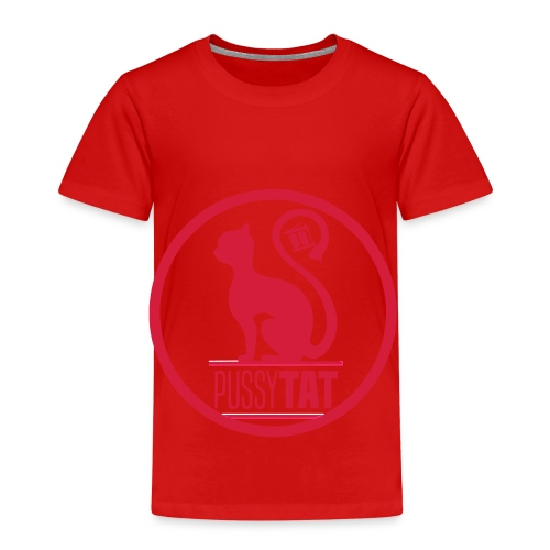 PussyV001 - Kinder Premium T-Shirt