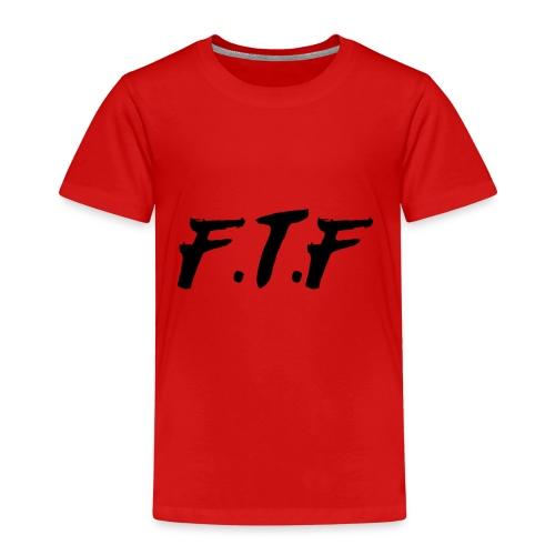 F T F - Kids' Premium T-Shirt