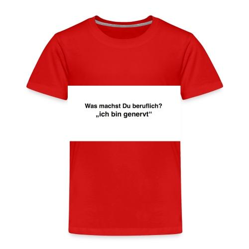 Job Beruf - Kinder Premium T-Shirt