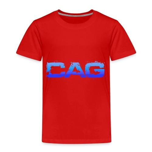 CAG 2018 LOGO - Kids' Premium T-Shirt