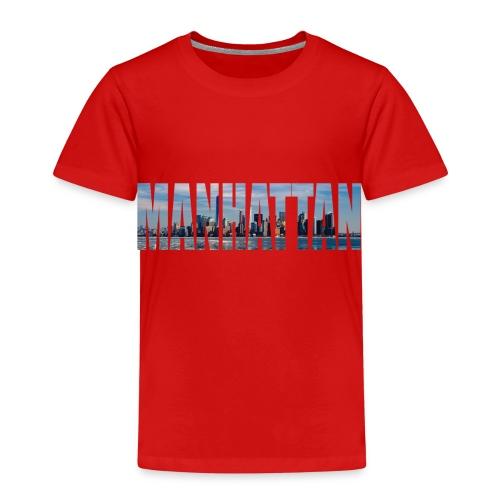 MANHATTAN - Kinder Premium T-Shirt