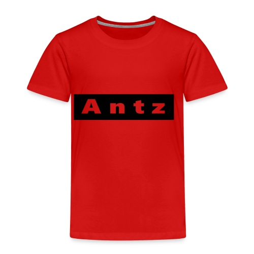 antz logo - Premium-T-shirt barn