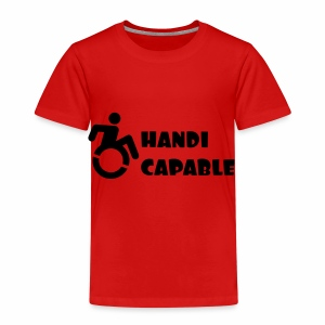 Capable - Kinderen Premium T-shirt