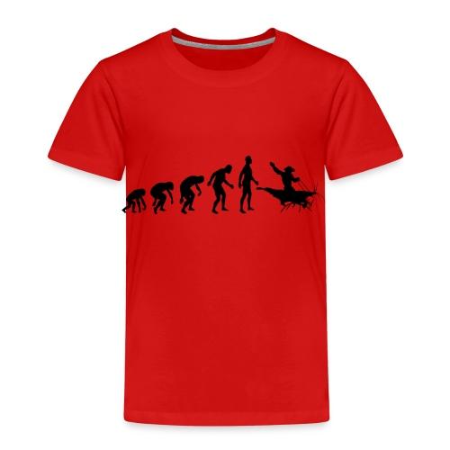 Shrimp Cowboy - Der Shrimpreiter - Kinder Premium T-Shirt