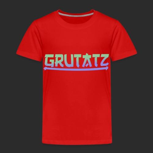 Grutatz 3 - Kinder Premium T-Shirt