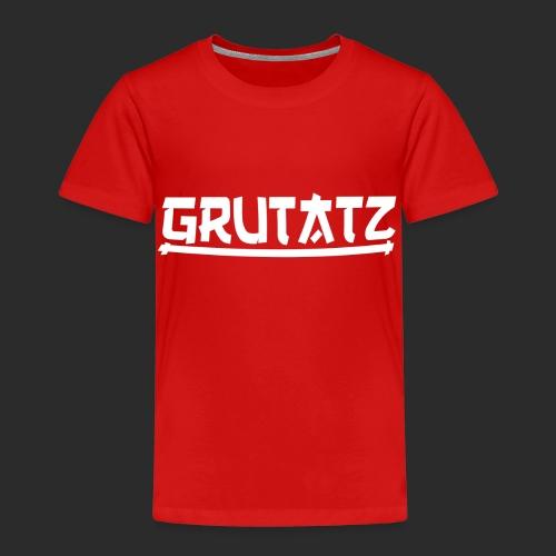 Design 4 - Kinder Premium T-Shirt