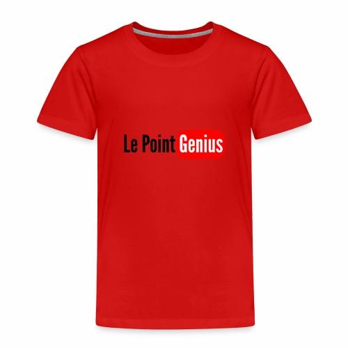 Le Point Genius Youtube - T-shirt Premium Enfant