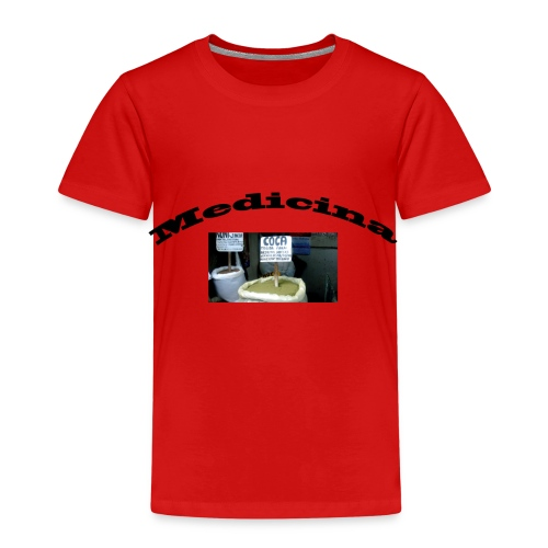 Medicina1 120518 - Kinder Premium T-Shirt