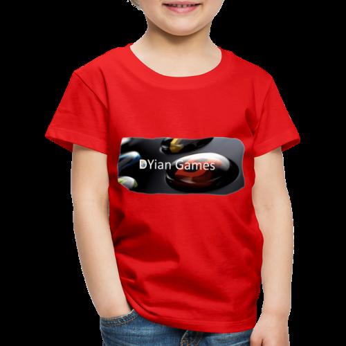 DYian Games - Kinder Premium T-Shirt