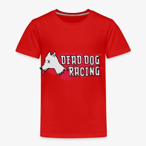 Dead dog racing logo - Kids' Premium T-Shirt