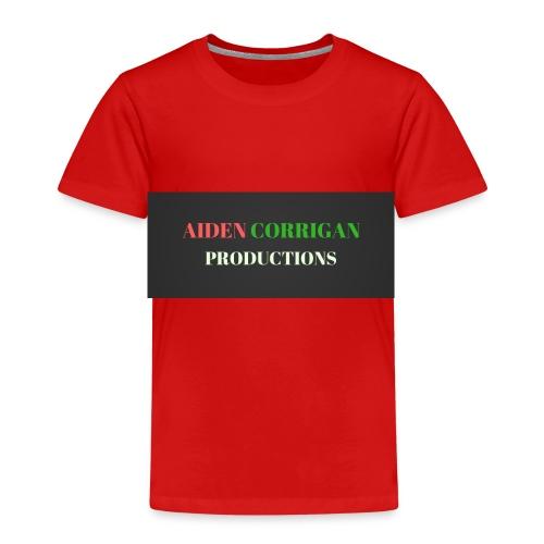 AIDEN_CORRIGAN_PRODUCTIONS - Kids' Premium T-Shirt