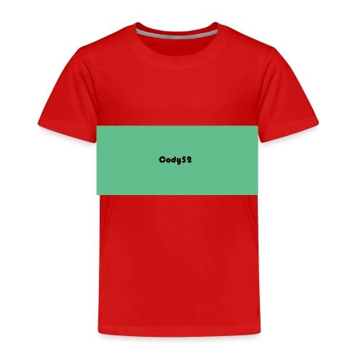 Cody52 Backpack - Kids' Premium T-Shirt