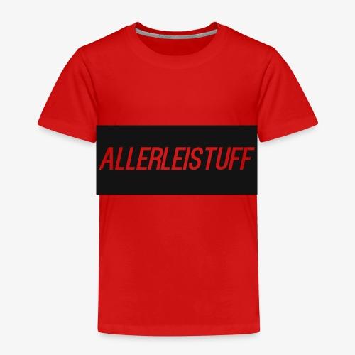 AllerleiStuff Zwart - Kinderen Premium T-shirt
