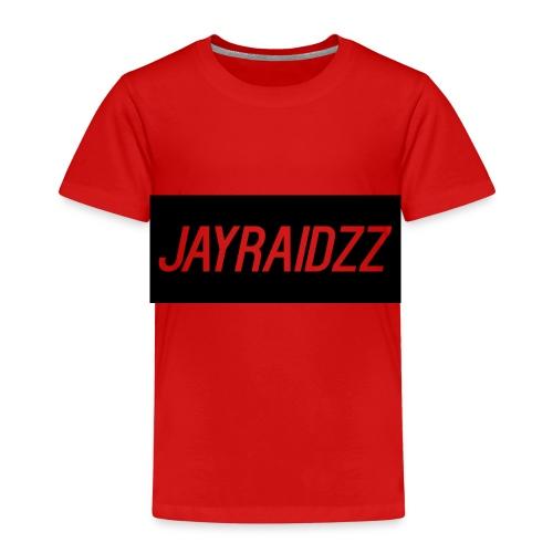 JAYRAIDZZTEXTLOGO - Kids' Premium T-Shirt