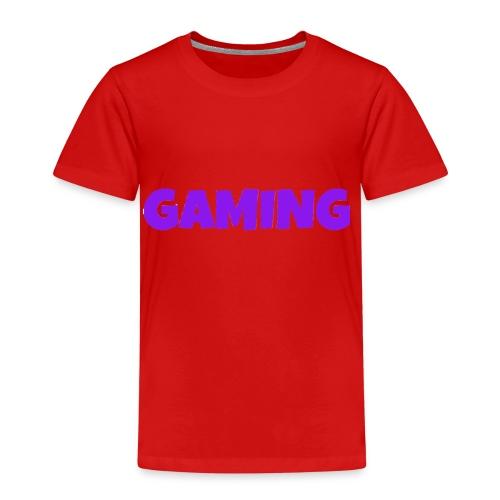 Gaming - Børne premium T-shirt